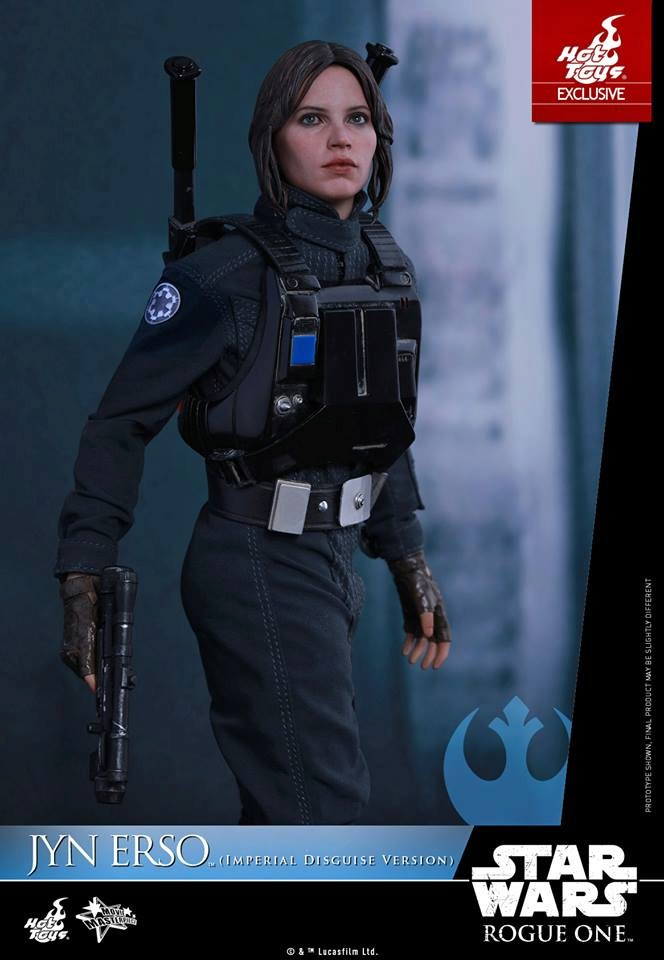 ROGUE ONE - JYN ERSO IMPERIAL DISGUISE 10813