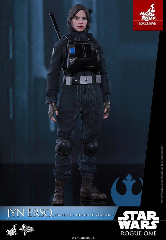 ROGUE ONE - JYN ERSO IMPERIAL DISGUISE 10913