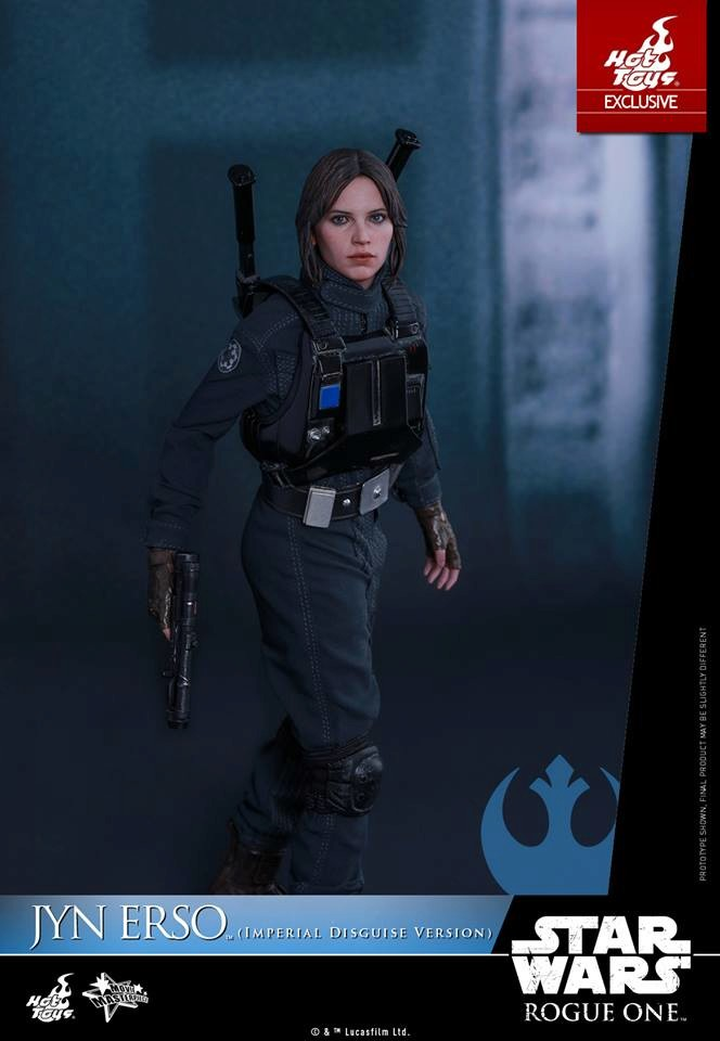 ROGUE ONE - JYN ERSO IMPERIAL DISGUISE 11013