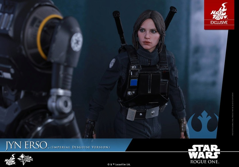 ROGUE ONE - JYN ERSO IMPERIAL DISGUISE 11213