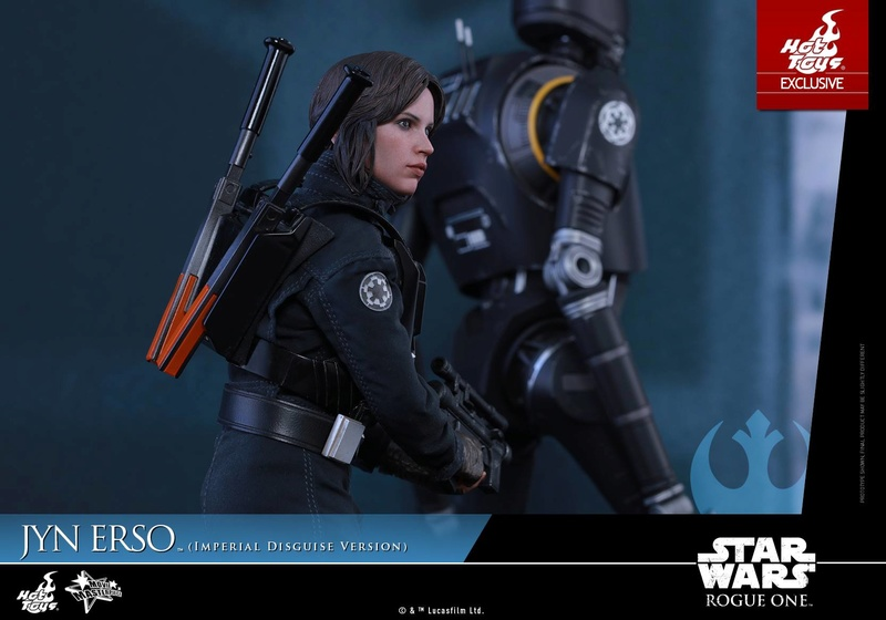 ROGUE ONE - JYN ERSO IMPERIAL DISGUISE 11313