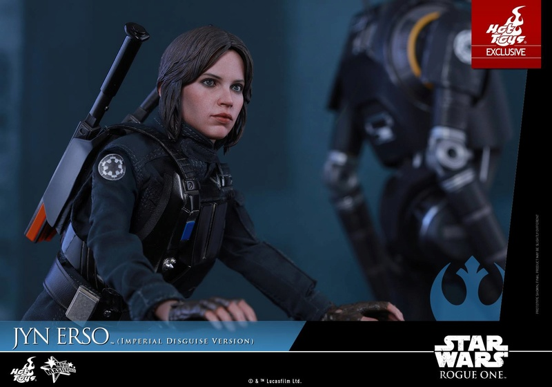 ROGUE ONE - JYN ERSO IMPERIAL DISGUISE 11413