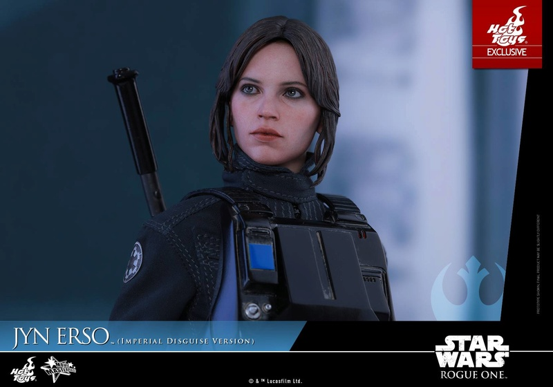ROGUE ONE - JYN ERSO IMPERIAL DISGUISE 11612