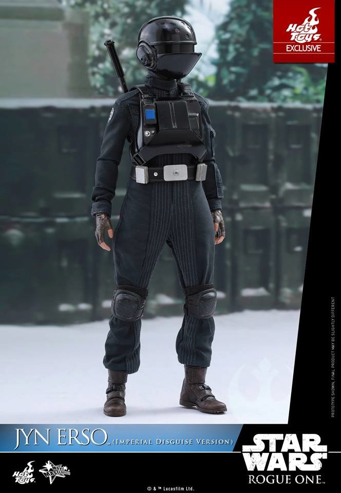 ROGUE ONE - JYN ERSO IMPERIAL DISGUISE 11712