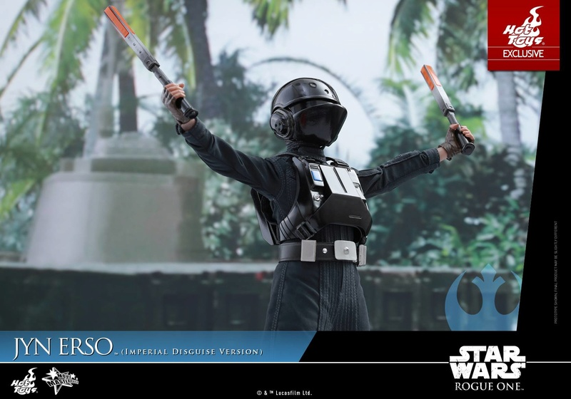 ROGUE ONE - JYN ERSO IMPERIAL DISGUISE 11812