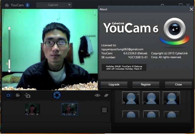 CyberLink YouCam Deluxe 6 6.0.2326 111