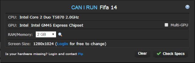 Máy tính của bạn có đáp ứng được cấu hình của game không? 211