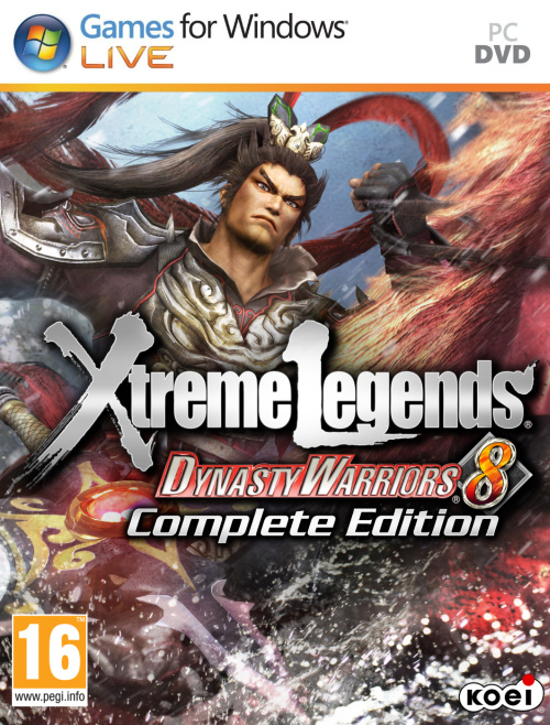 Dynasty Warriors 8: Xtreme Legends v1.02 G1in10