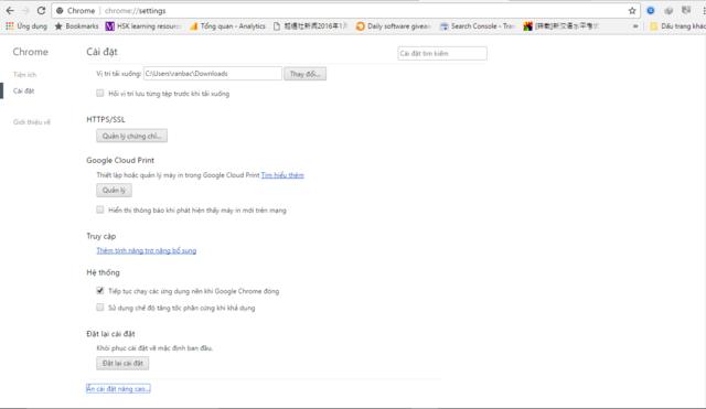 Khắc phục lỗi Extension của Google Chrome  trên Windows 10 Creators Update Google10