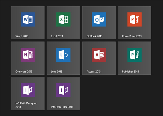 Download Microsoft Office Professional Plus 2013 RTM Icons-10