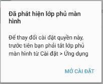 Khắc phục lỗi phải tắt lớp phủ màn hình trên các thiết bị chạy Android 6.0 Lop_ph10