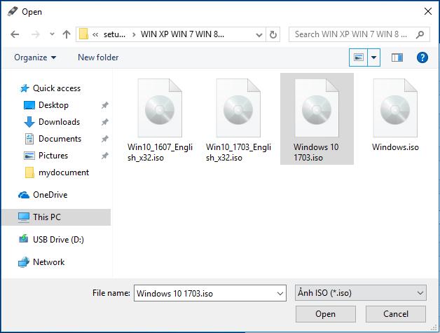 Hướng dẫn tạo USB Boot cài windows bằng Rufus Usb_bo11
