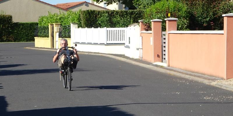 Rencontre avec un cyclo rameur Vr10