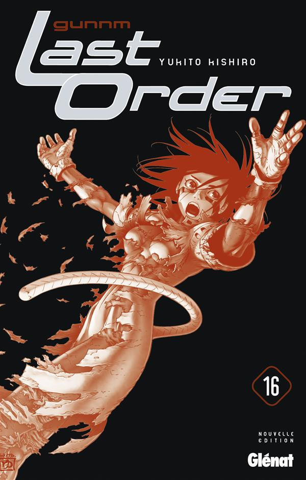 Dernier manga lu. - Page 11 Gunnm-10