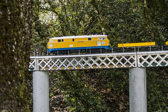 Les petits trains de St André: le réseau de dehors  - Page 4 Sdim2025