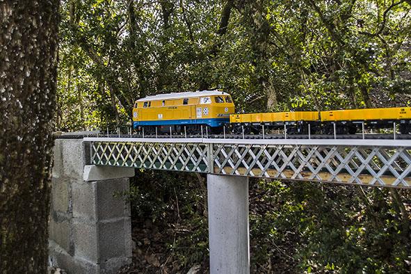 Les petits trains de St André: le réseau de dehors  - Page 4 Sdim2026