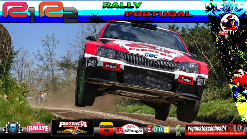 Roadbook Rally Portugal R1 y R2 [#RBR] Portug11