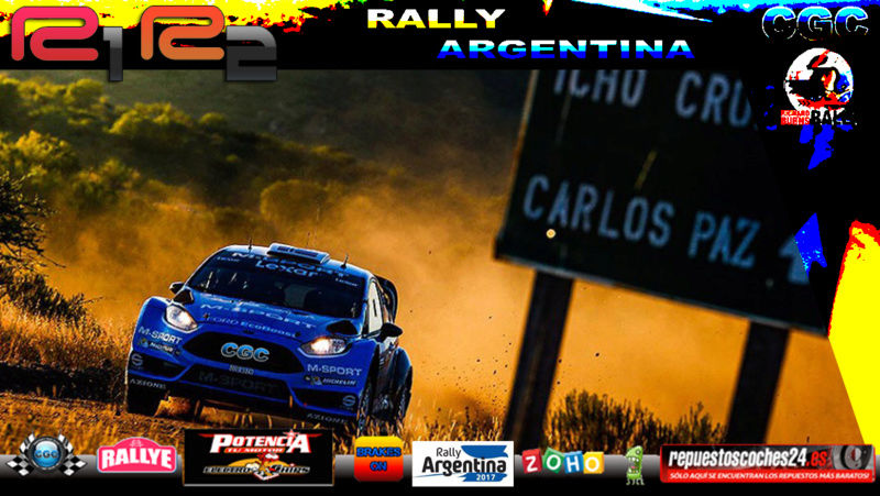Roadbook Rally Argentina R1 y R2 [#RBR] Rally410
