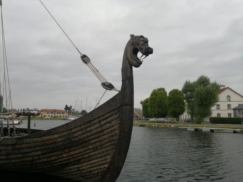Is Havoter , langskip viking Gokstad replica  - Page 7 02052010