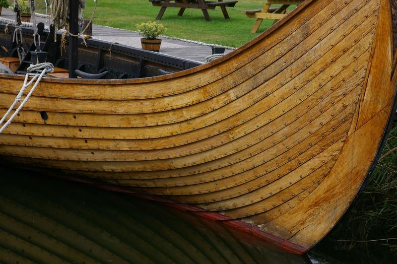 Is Havoter , langskip viking Gokstad replica  - Page 7 08153010
