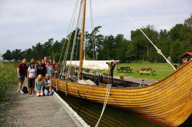 Is Havoter , langskip viking Gokstad replica  - Page 7 08153110