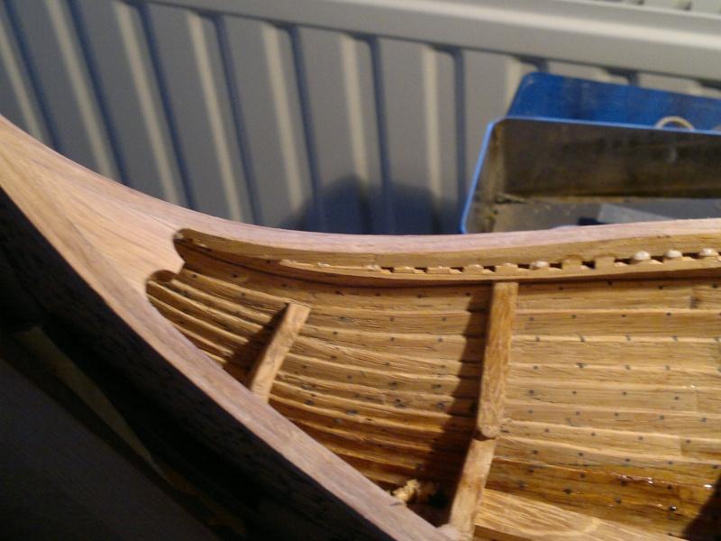 Is Havoter , langskip viking Gokstad replica  - Page 7 28042012