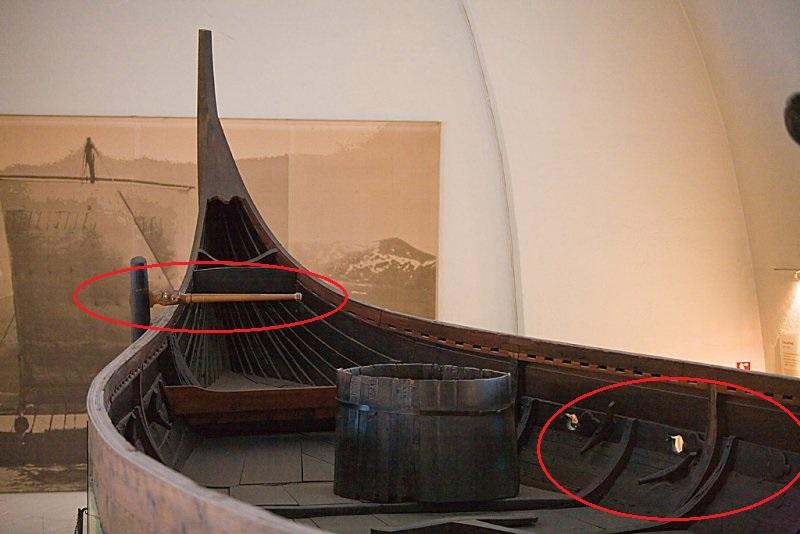 Is Havoter , langskip viking Gokstad replica  - Page 8 74790110