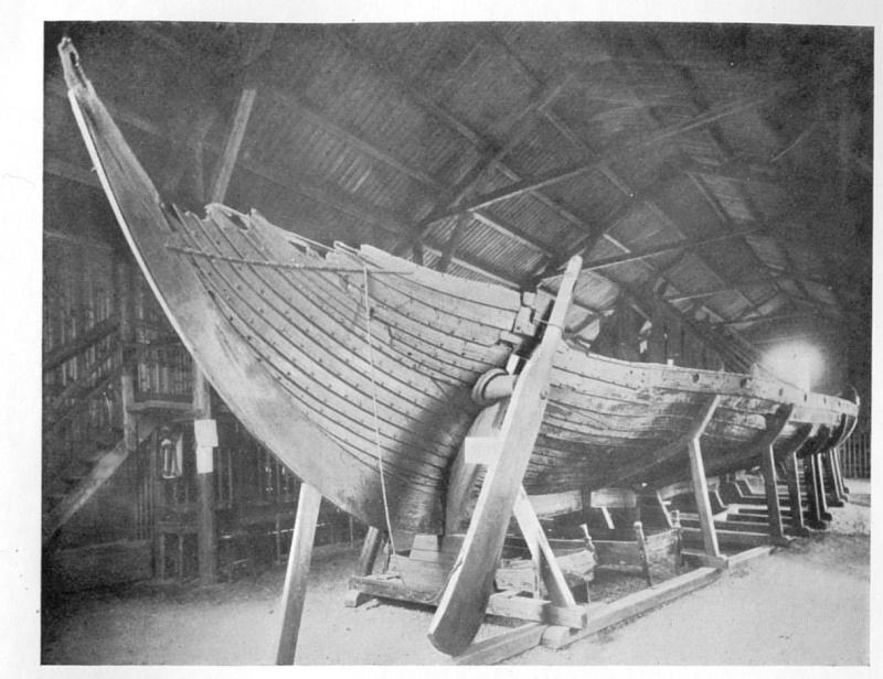 Is Havoter , langskip viking Gokstad replica  - Page 8 Beo710