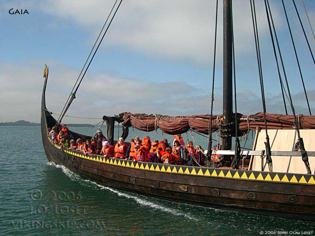 Is Havoter , langskip viking Gokstad replica  - Page 5 Gaia_g10