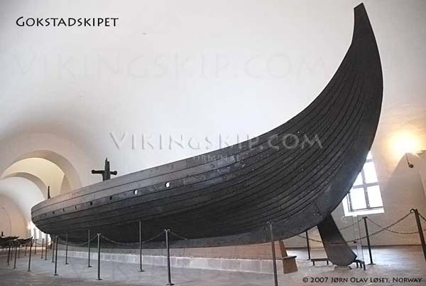 Is Havoter , langskip viking Gokstad replica  - Page 7 Goksta23