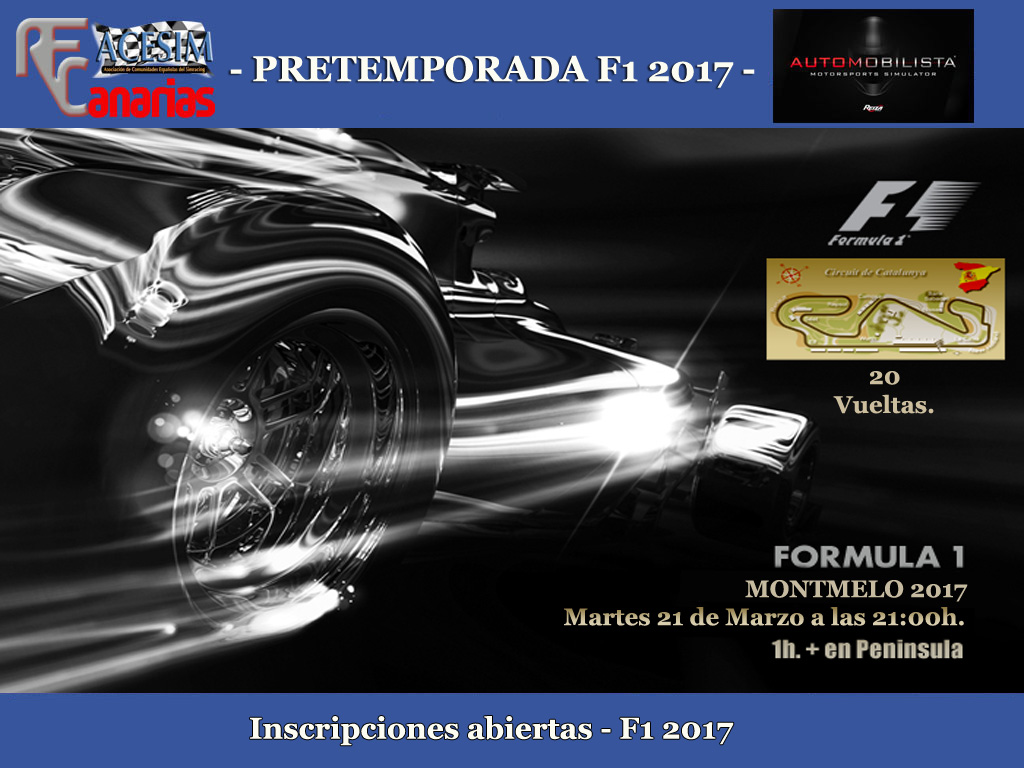 FORMULA ONE 2017  Gp_bar10