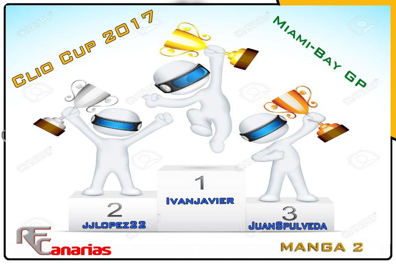 QUINTO GP CLIO CUP 2017 ( MIAMI ) Miamib10