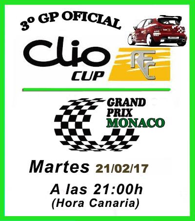 TERCER GP MONACO (CLIO CUP 2017) Monaco10