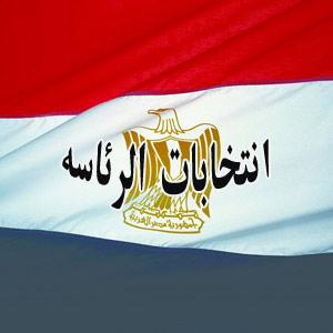 يهيب الحاج رجب الأسيوطى أبناء قريته النزول للإدلاء بأصواتهم في الانتخابات الرئاسية 26 و 27 مايو 2014 م .  648
