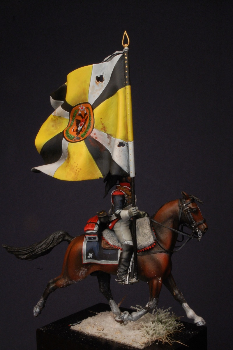 Prevost JJ 1ere cuirassier Hoff fevrier 1807 1st_cu11