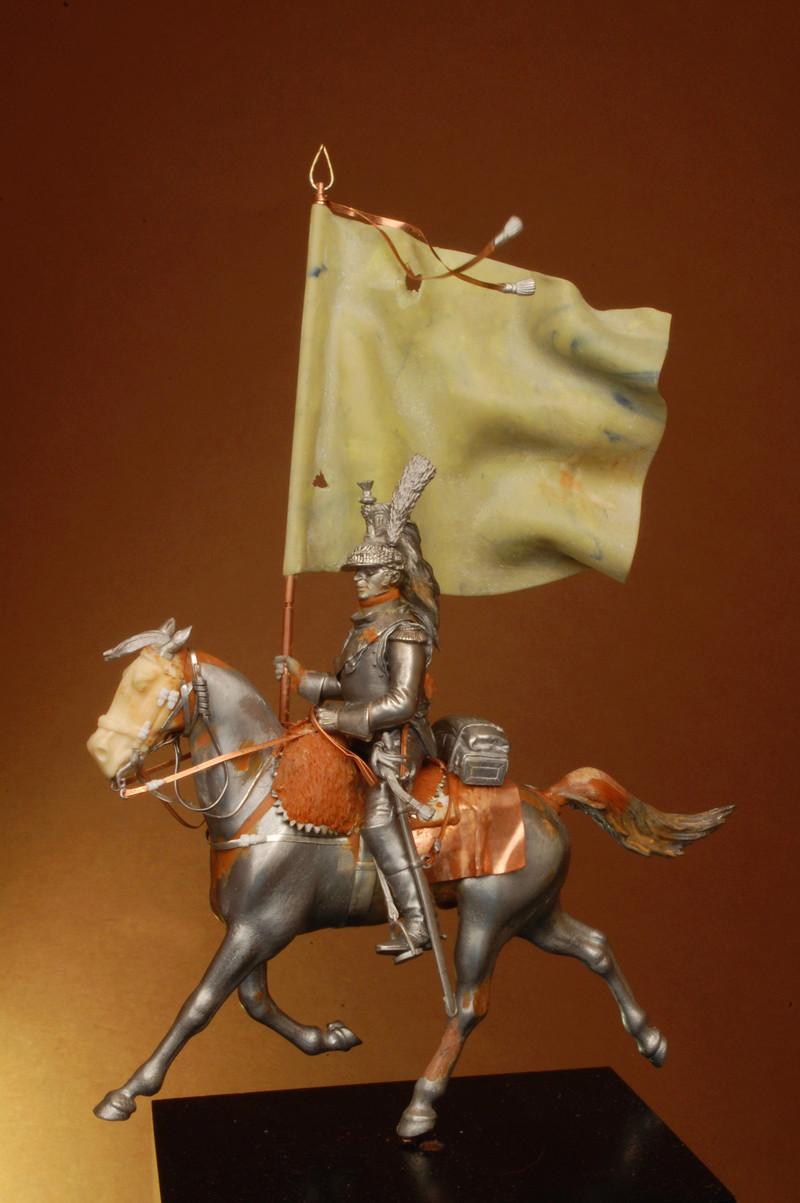 Prevost JJ 1ere cuirassier Hoff fevrier 1807 1st_cu12