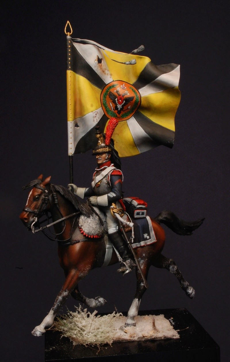 Prevost JJ 1ere cuirassier Hoff fevrier 1807 1st_cu13