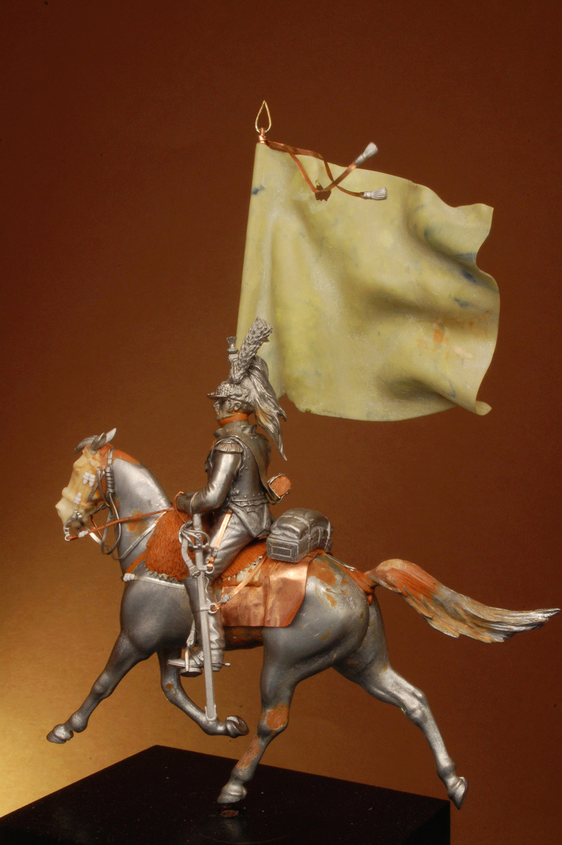 Prevost JJ 1ere cuirassier Hoff fevrier 1807 1st_cu14