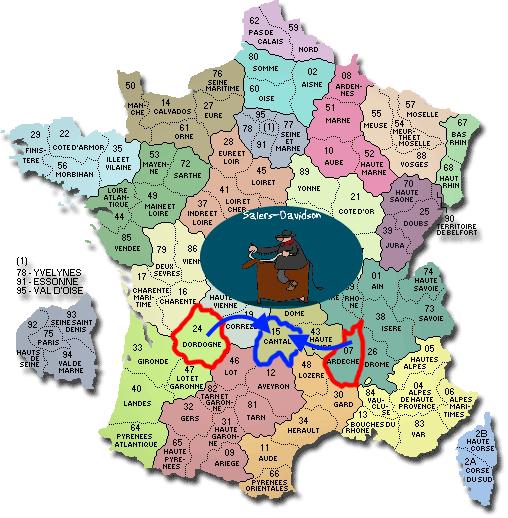 VISU prévision de sortie dans l'Ardèche du 10 au 13 mai 2018 Carte-10