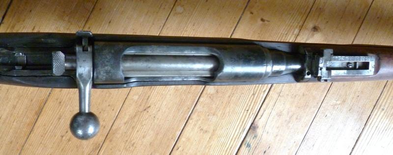 Restauration Steyr Mannlicher M95 P1030816