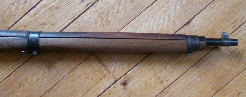 Restauration Steyr Mannlicher M95 P1030821