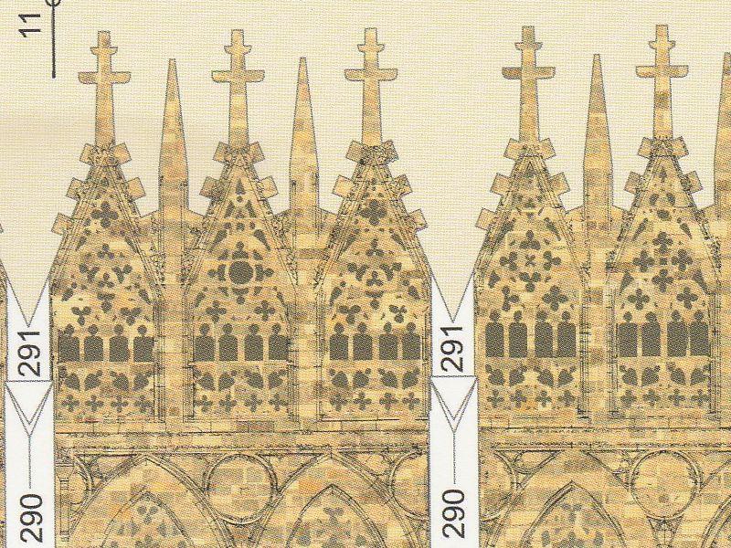 Stephansdom - L'Instant Durable 1:250 Detail10