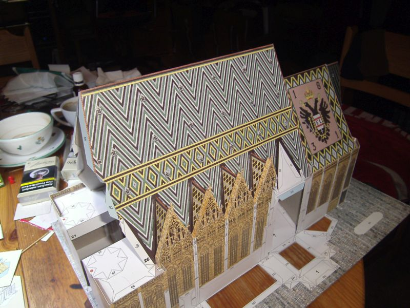 Stephansdom - L'Instant Durable 1:250 Pict0019
