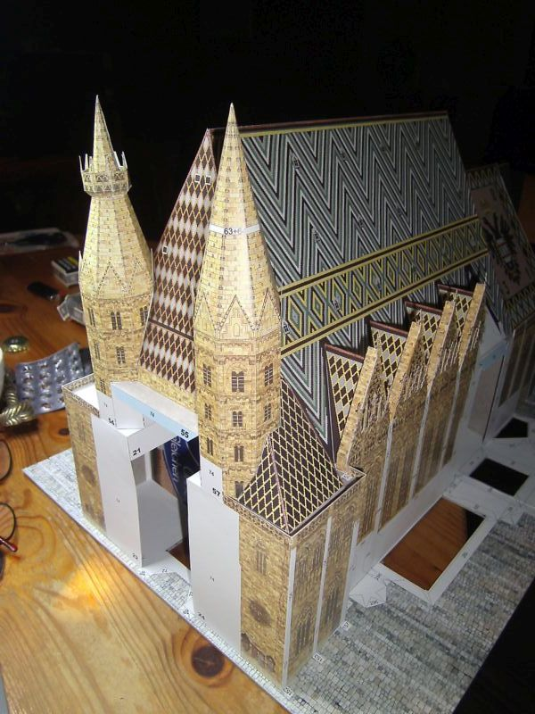 Stephansdom - L'Instant Durable 1:250 Pict0021