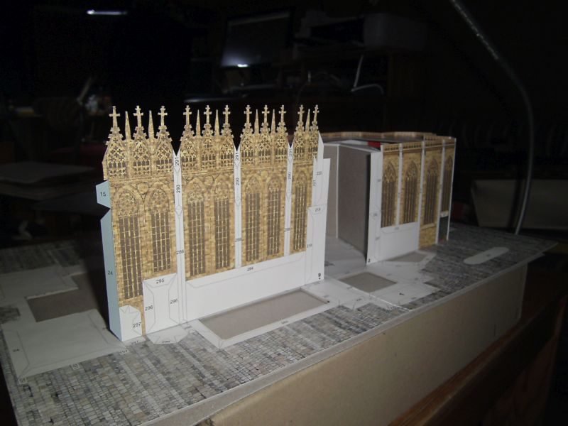 Stephansdom - L'Instant Durable 1:250 Pict0343
