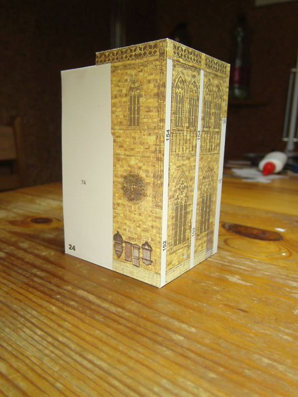 Stephansdom - L'Instant Durable 1:250 Pict0346