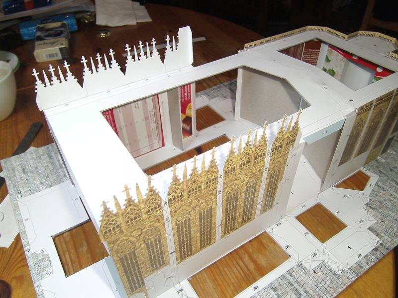 Stephansdom - L'Instant Durable 1:250 Pict0347