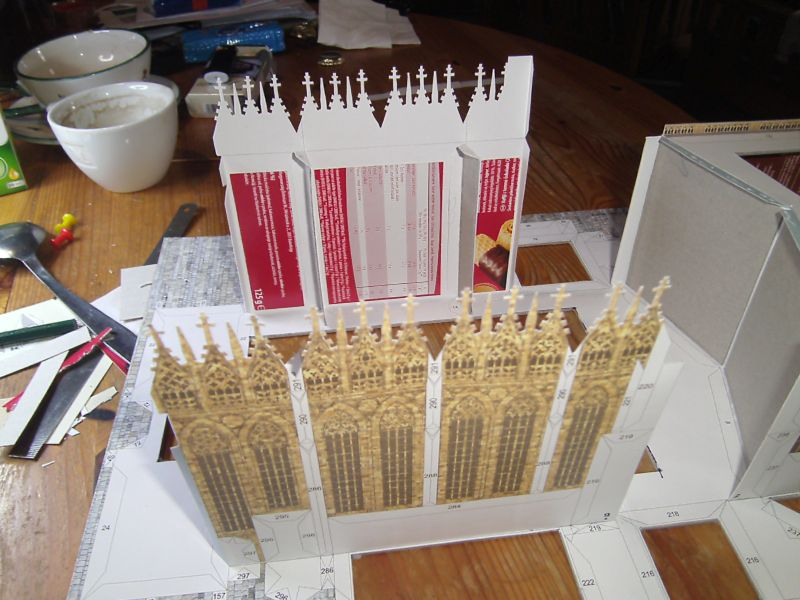 Stephansdom - L'Instant Durable 1:250 Pict0350