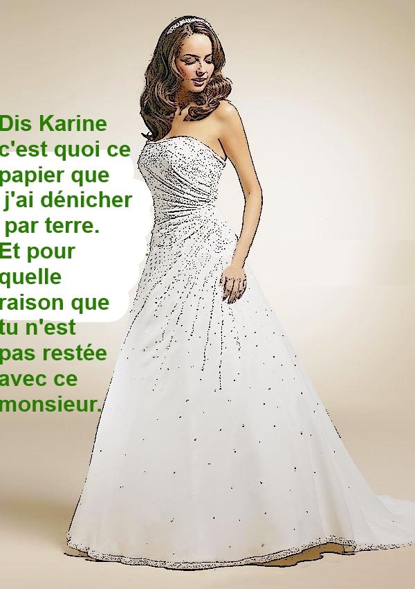 JEUX D'ÉCRITURE La blonde à laTablette tactile. - Page 5 Robes-10