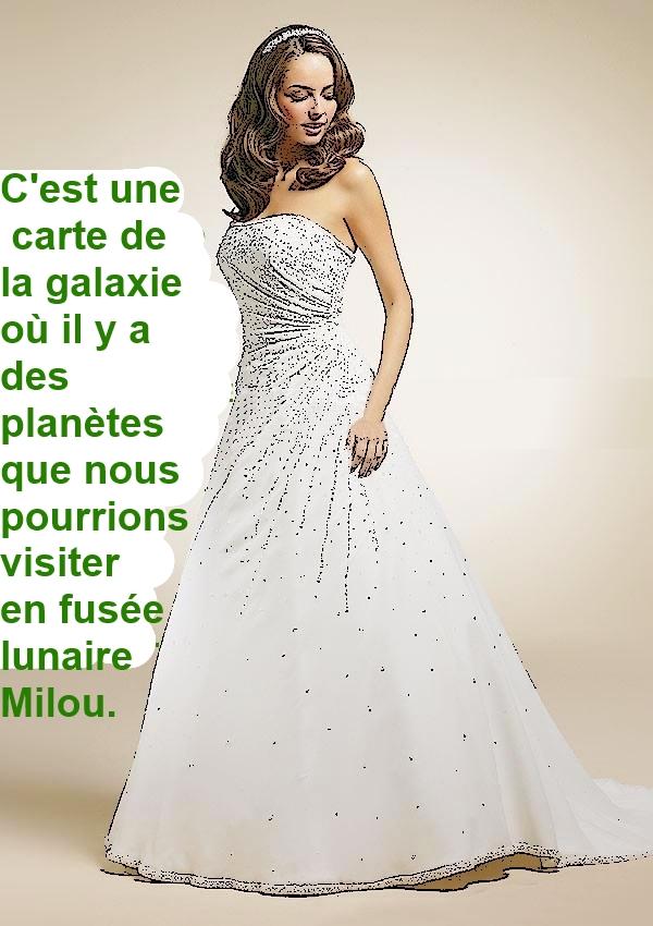 JEUX D'ÉCRITURE La blonde à laTablette tactile. - Page 6 Robes-11